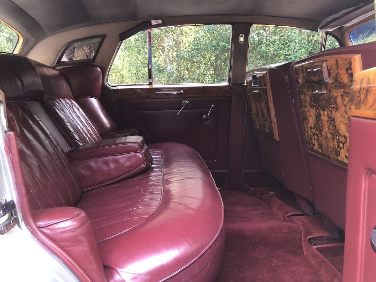 1957 BENTLEY S1 SPORTS SALOON  For Sale (picture 6 of 6)