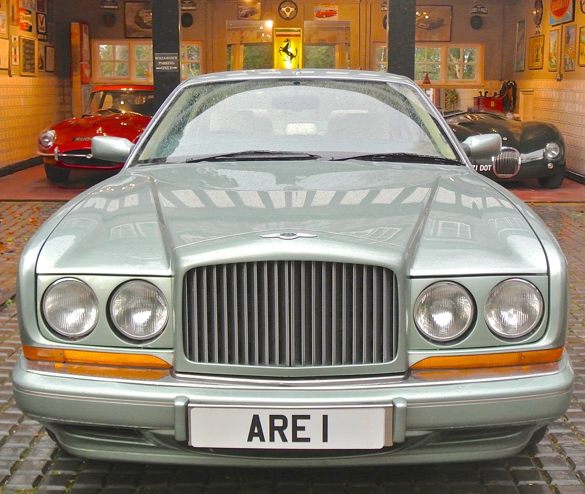 1993 BENTLEY CONTIENTAL R  Mulliner Coupe For Sale (picture 1 of 6)