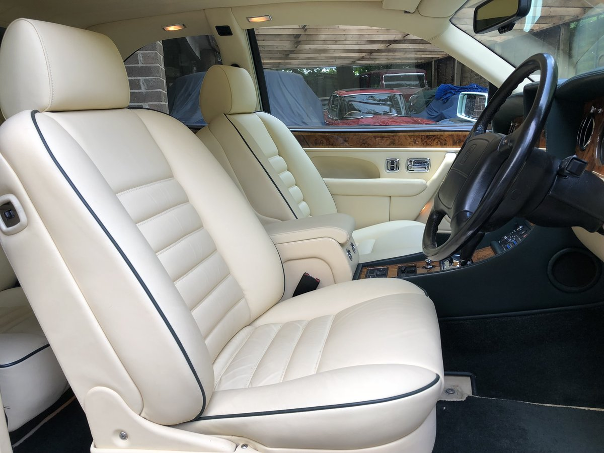 1993 BENTLEY CONTIENTAL R  Mulliner Coupe For Sale (picture 5 of 6)