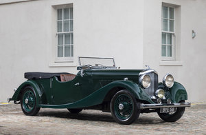 1935 Bentley 3.5L Vanden Plas Tourer