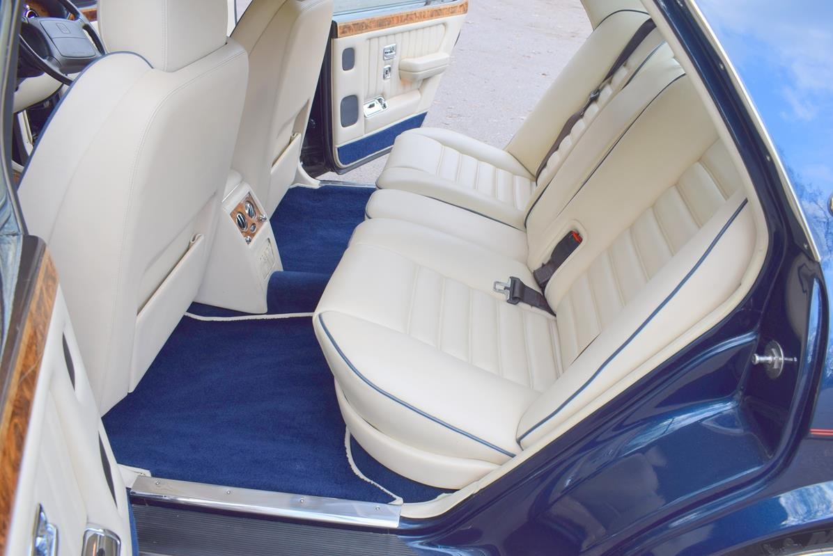 1997 P Bentley Turbo RL in Peacock Blue For Sale (picture 3 of 6)