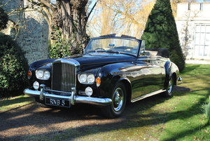 1964 BENTLEY S3 CONVERTIBLE For Sale
