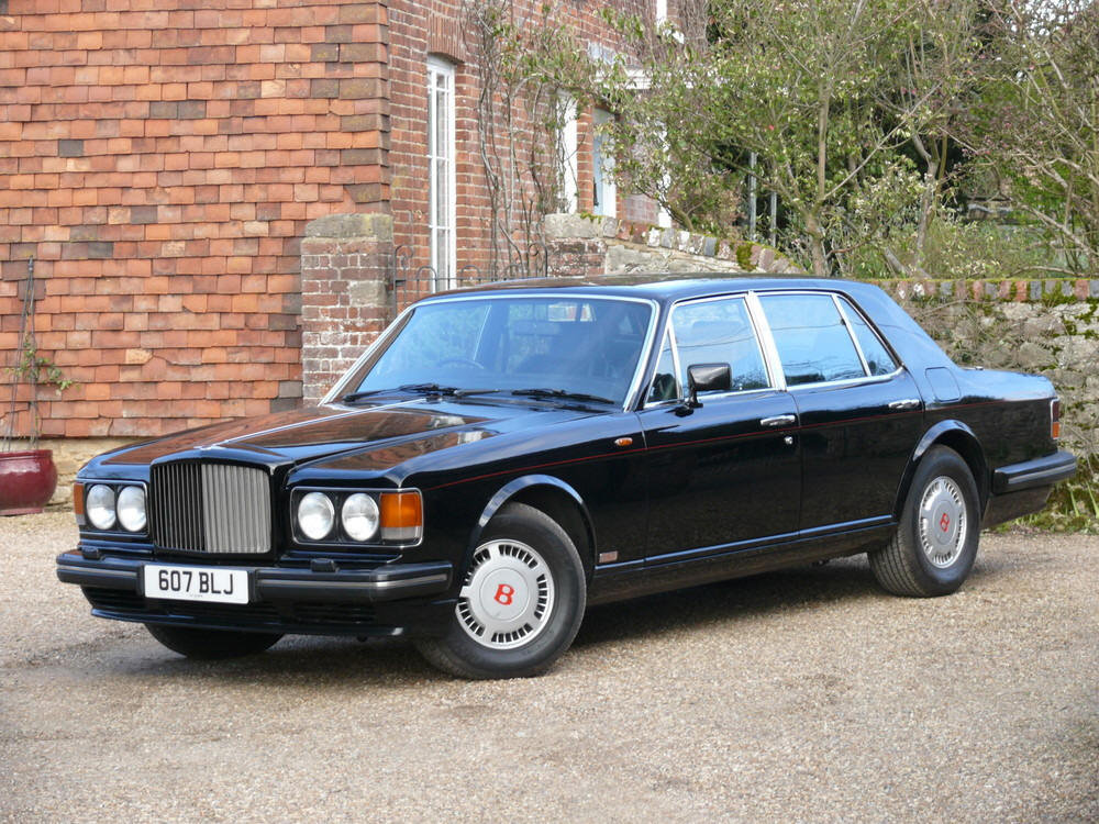 1989 Bentley Turbo R  For Sale (picture 1 of 6)