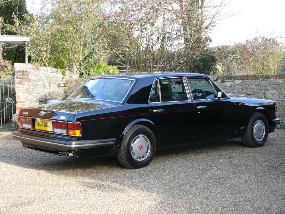 1989 Bentley Turbo R  For Sale (picture 4 of 6)