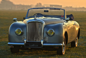 1952 Bentley R-Type DHC by Graber For Sale