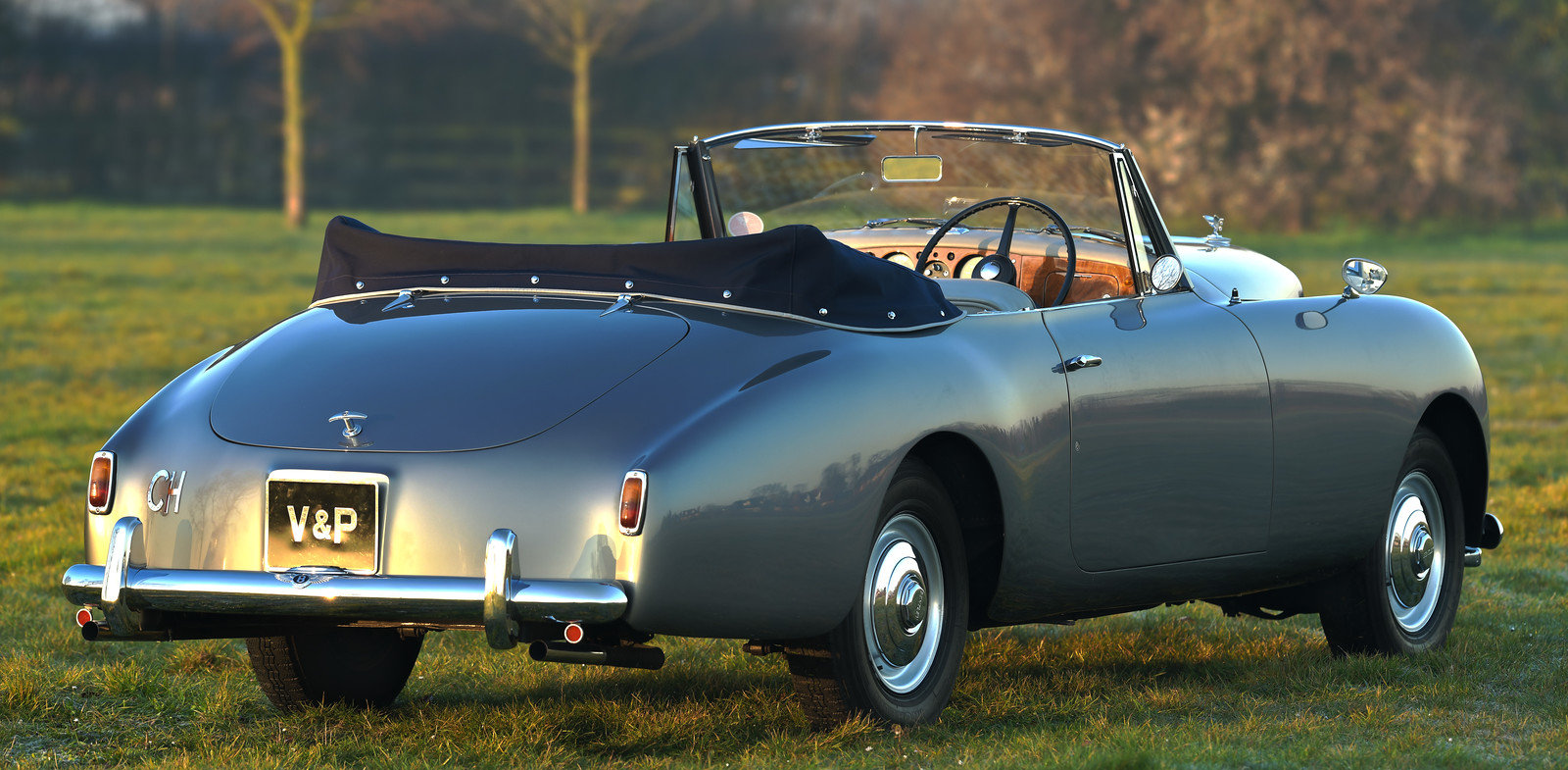 1952 Bentley R-Type DHC by Graber For Sale (picture 3 of 6)