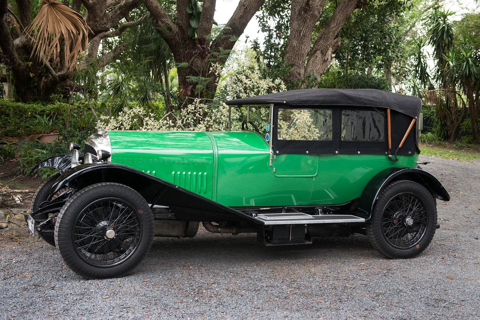 1926 3.0 Litre Bentley Speed Model Vanden Plas Tourer SOLD (picture 2 of 6)