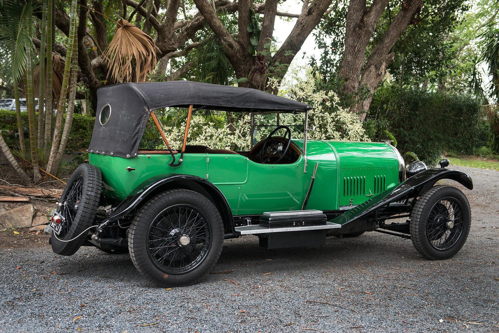 1926 3.0 Litre Bentley Speed Model Vanden Plas Tourer SOLD (picture 3 of 6)