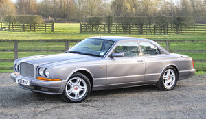 1996 Bentley Continental R **SOLD**