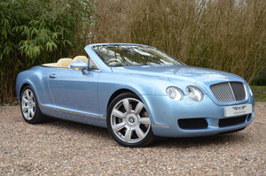 2007 BENTLEY GTC  For Sale