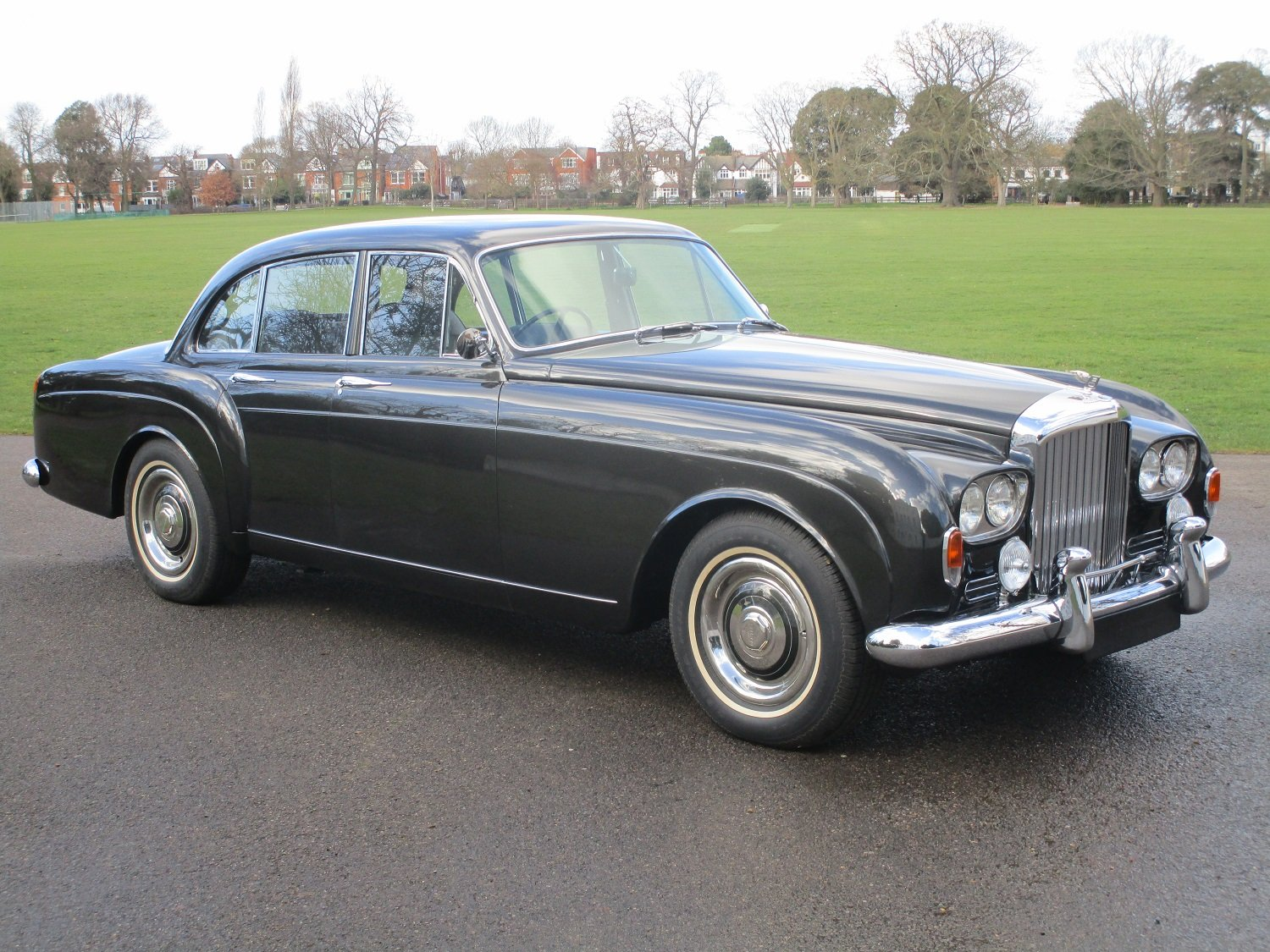 1962 Bentley S3 Continental Six Light Flying Spur by H.J.Mulliner For Sale (picture 1 of 1)