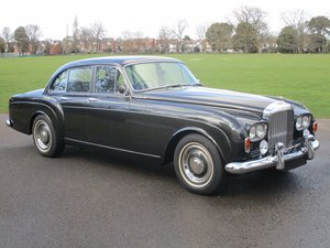 Bentley S3 Continental Six Light Flying Spur by H.J.Mulliner