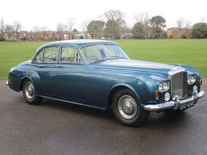 1965 Bentley S3 Continental Sports Saloon by James Young For Sale