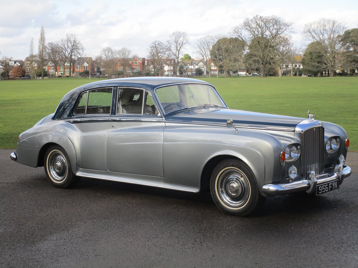 1963 Bentley S3 Standard Steel Saloon  For Sale (picture 1 of 1)