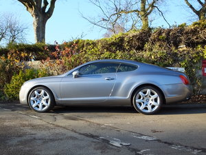 2008 Bentley Continental GT - Ultra Low Miles For Sale