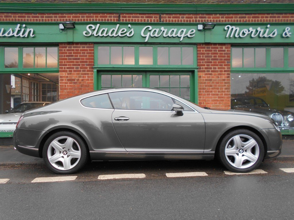 2004 Bentley GT Coupe  SOLD (picture 1 of 4)