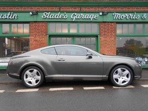 2004 Bentley GT Coupe