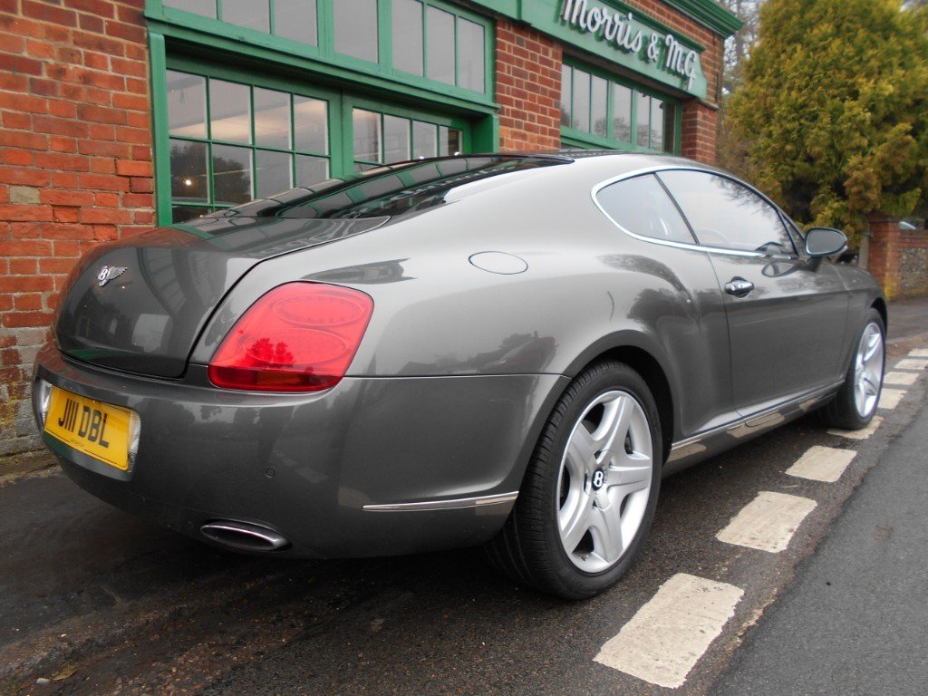 2004 Bentley GT Coupe  SOLD (picture 3 of 4)