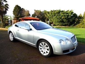 Picture of Bentley GT Continental 2004 For Sale