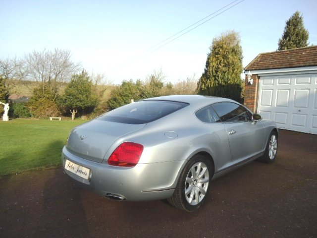 Bentley GT Continental 2004 For Sale (picture 2 of 6)