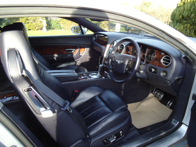Bentley GT Continental 2004 For Sale (picture 5 of 6)