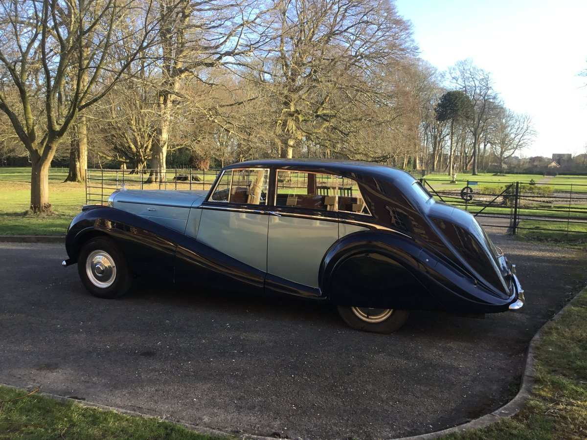 1951 H J MULLINER  SPORTS SALOON For Sale (picture 1 of 4)