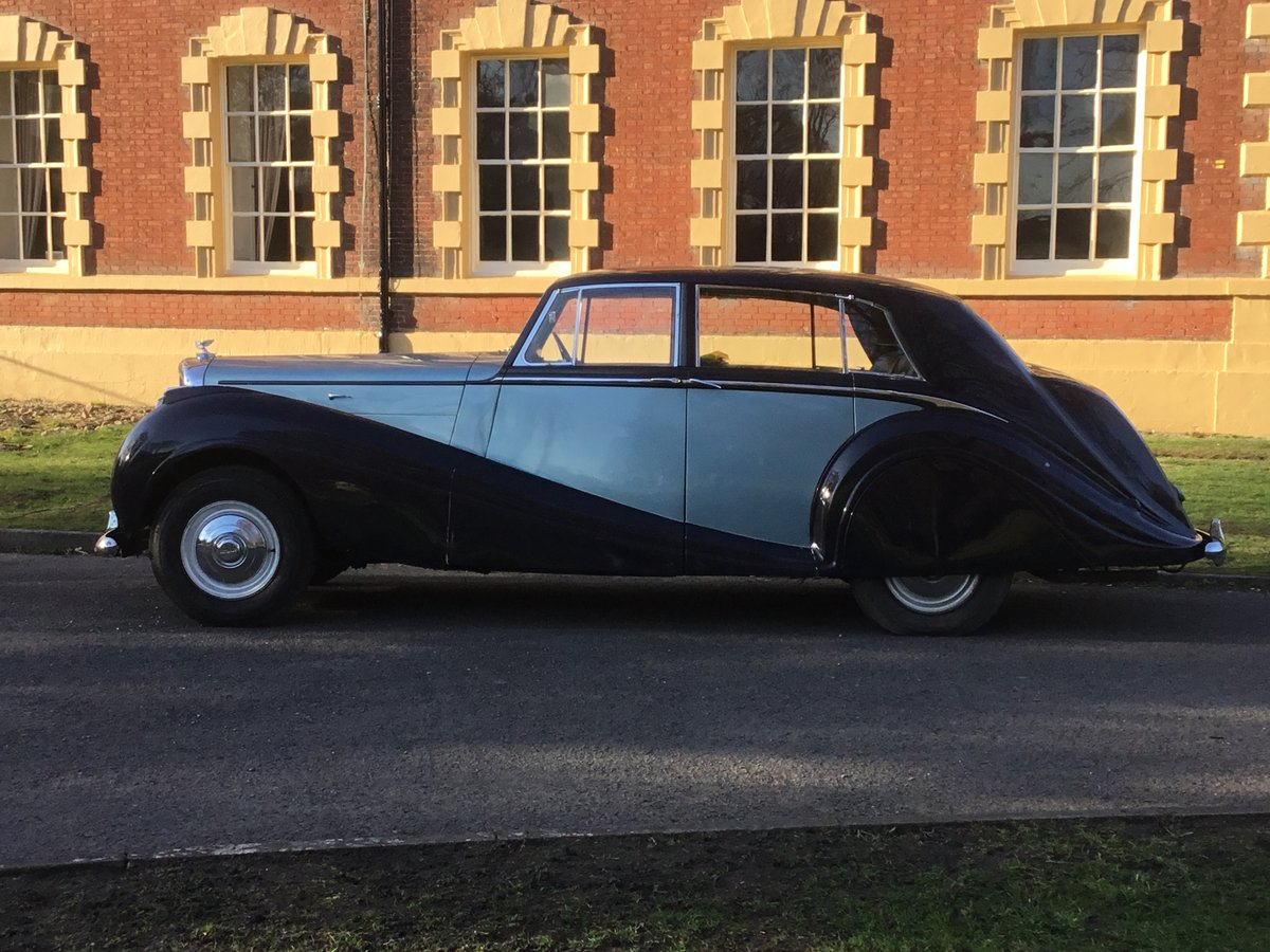 1951 H J MULLINER  SPORTS SALOON For Sale (picture 2 of 4)