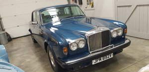 Bentley T 2 1979 Ex Margaret Thatcher For Sale