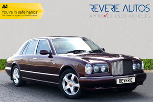 1999 Award-winning Bentley Arnage with Red Label Specs For Sale