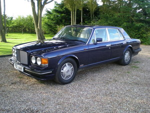 1995 Bentley Turbo R For Sale