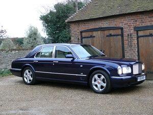 2001 Bentley Arnage RedLabel Le Mans Limited Edition For Sale