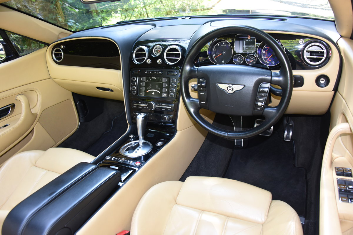 2007 BENTLEY CONTIENTAL GTC Convertible W12 For Sale (picture 7 of 12)