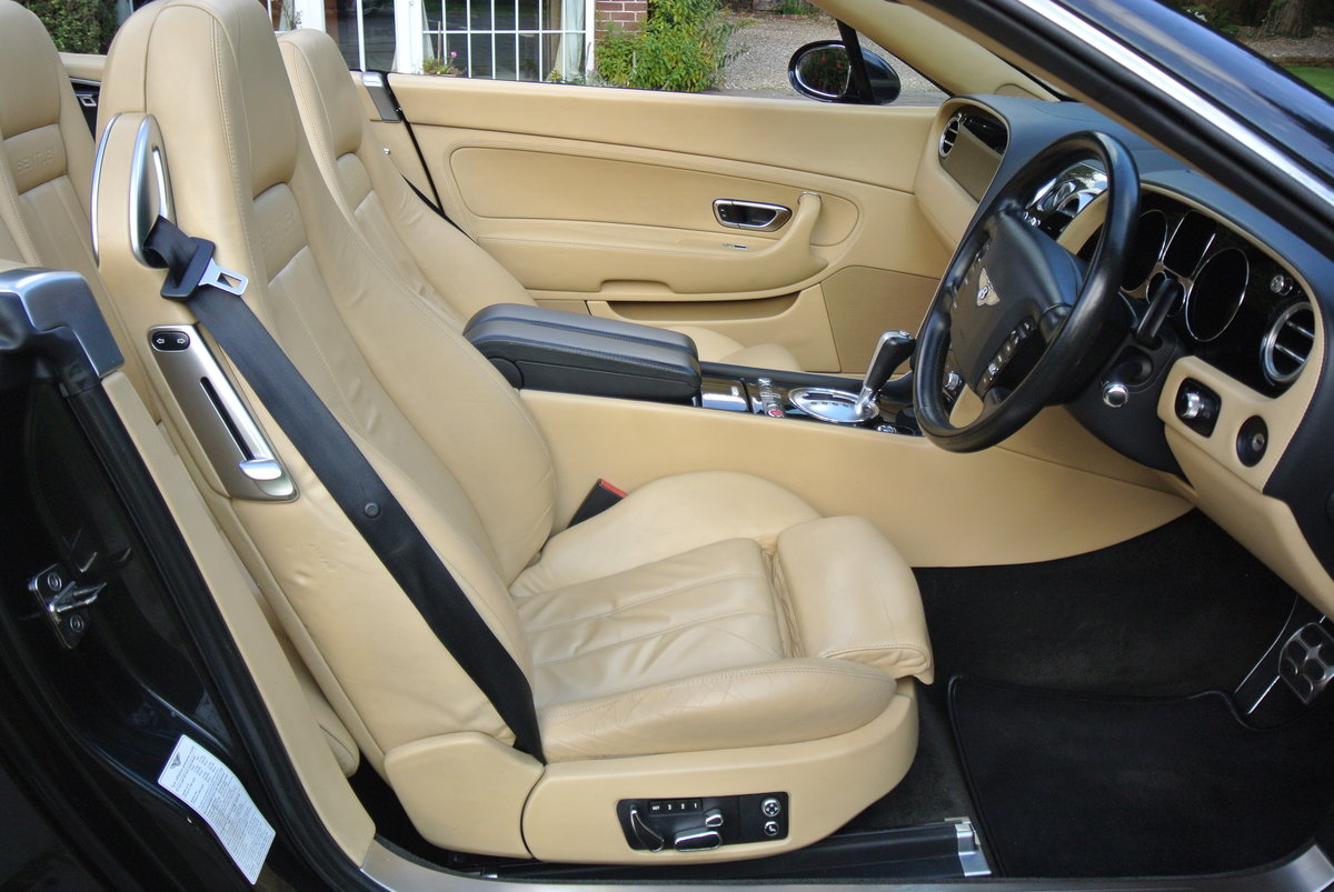 2007 BENTLEY CONTIENTAL GTC Convertible W12 For Sale (picture 8 of 12)