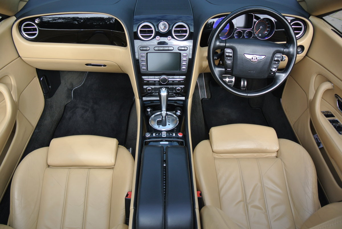2007 BENTLEY CONTIENTAL GTC Convertible W12 For Sale (picture 9 of 12)