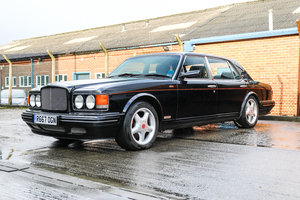 1997 Bentley Turbo RT 80,000 miles just £16,000 - £20,000 For Sale by Auction