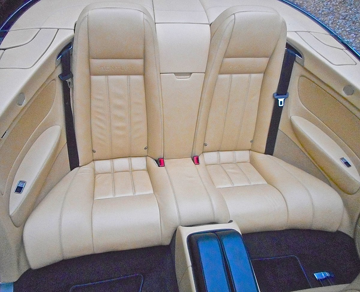 2007 BENTLEY CONTIENTAL GTC Convertible W12 For Sale (picture 11 of 12)