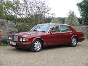 1997 Bentley Brooklands SWB Light Pressure Turbo  For Sale
