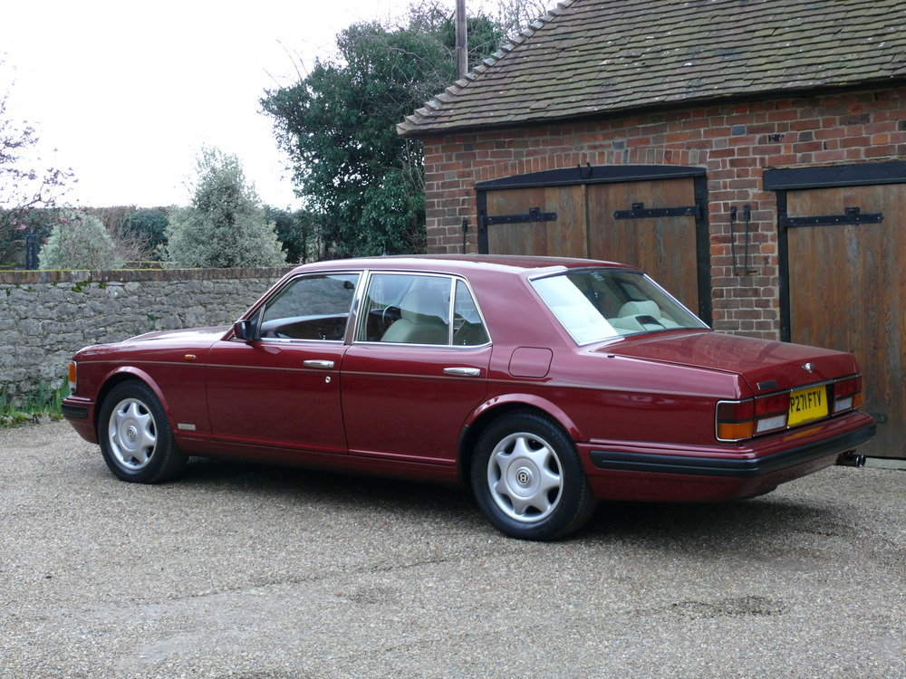 1997 Bentley Brooklands SWB Light Pressure Turbo  For Sale (picture 2 of 6)