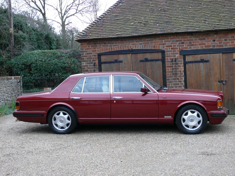 1997 Bentley Brooklands SWB Light Pressure Turbo  For Sale (picture 3 of 6)