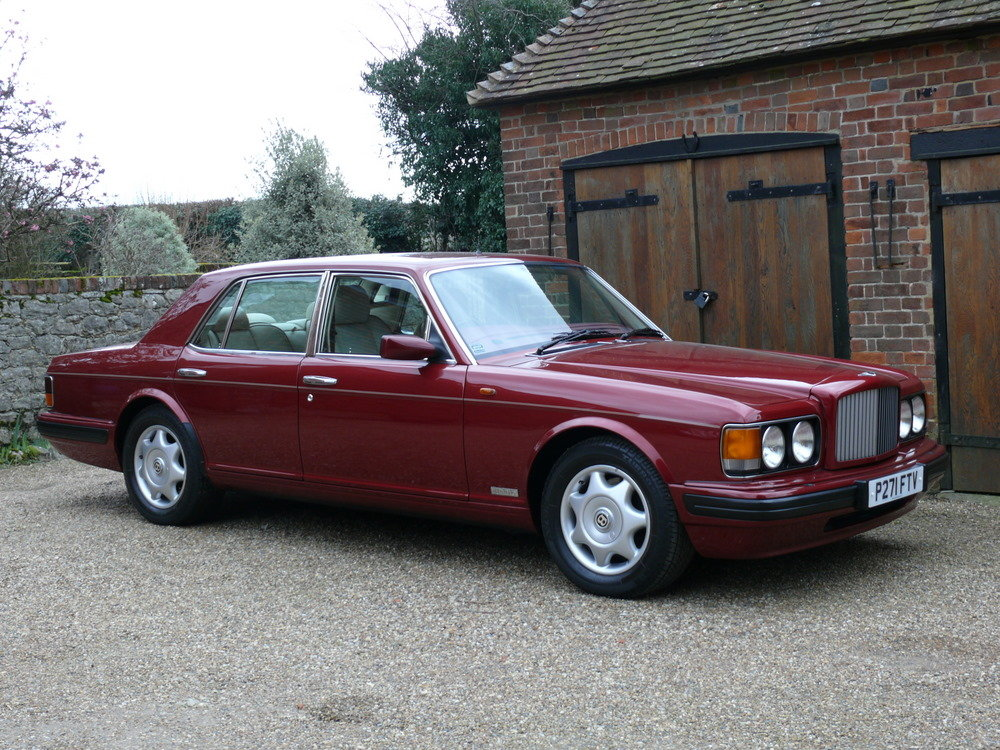 1997 Bentley Brooklands SWB Light Pressure Turbo  For Sale (picture 4 of 6)