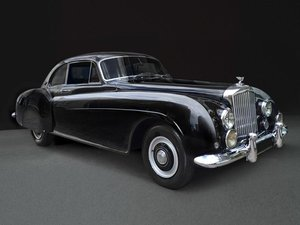 1953 Bentley R Type Continental Fastback by H.J.Mulliner