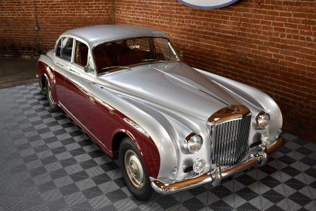 1960 Bentley S2 Continental Sport Saloon by James Young  For Sale (picture 1 of 6)