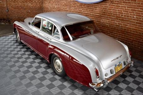 1960 Bentley S2 Continental Sport Saloon by James Young  For Sale (picture 2 of 6)