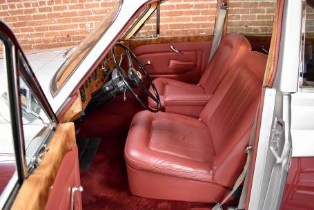 1960 Bentley S2 Continental Sport Saloon by James Young  For Sale (picture 5 of 6)