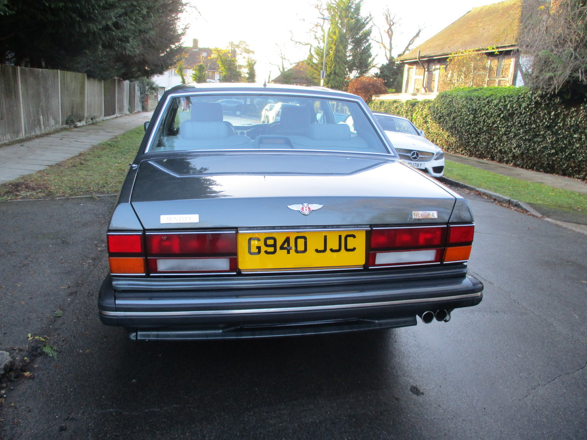 BENTLEY TURBO R 1990  ACTIVE RIDE   61,200 MILES ONLY For Sale (picture 7 of 12)