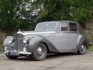 1948 Bentley MK VI Saloon For Sale by Auction