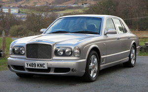 2001 Bentley Arnage Red Label Le Mans Edition For Sale