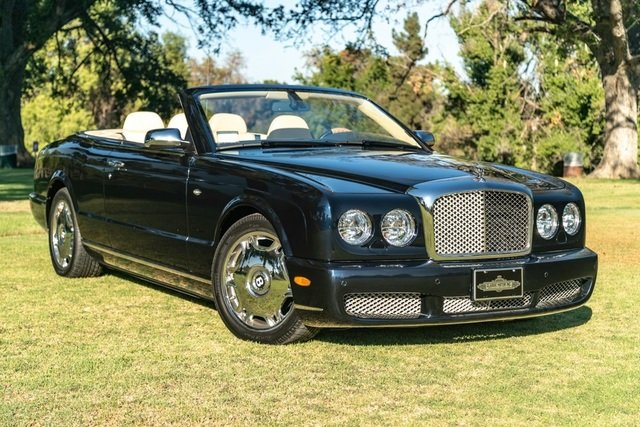 2009 Bentley Azure = Black Sapphire(~)Tan 24k miles $97.8k For Sale (picture 1 of 6)