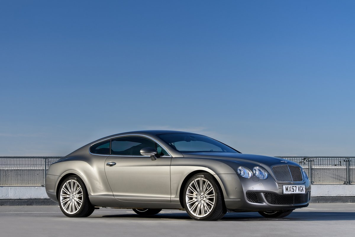 2007 Bentley Continetal GT Speed SOLD (picture 1 of 6)