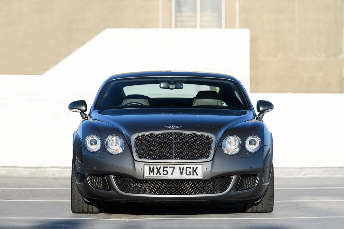 2007 Bentley Continetal GT Speed SOLD (picture 4 of 6)